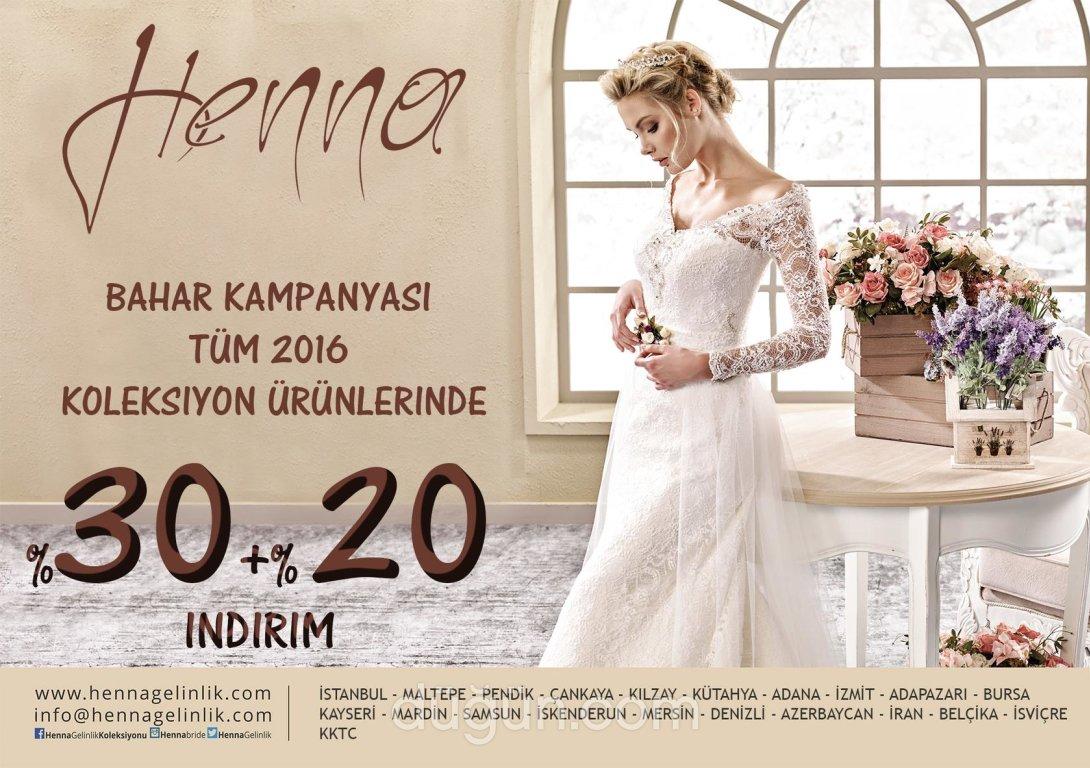 Henna Gelinlik / İstanbul