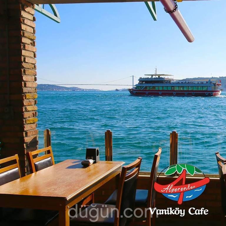 Vaniköy Cafe
