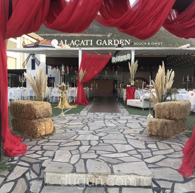Alaçatı Garden Kır Düğün Salonu