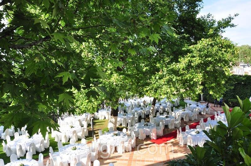 Gönlüferah Hotel Kır Bahçesi