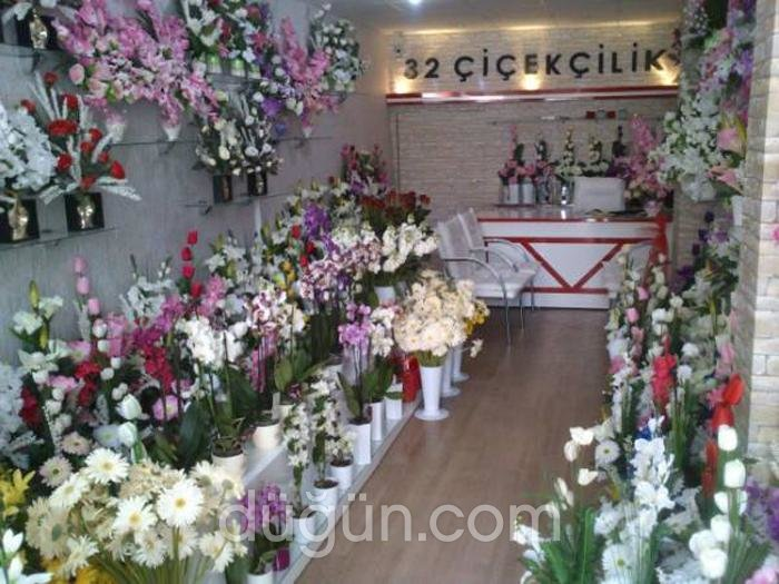 32 Çiçekçilik