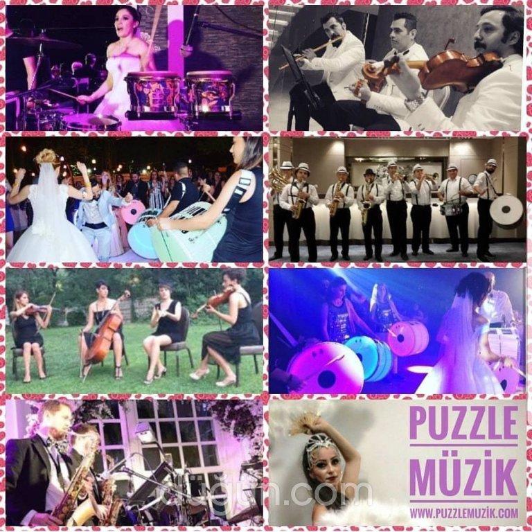 Puzzle Müzik Organizasyon ve Ses Işık