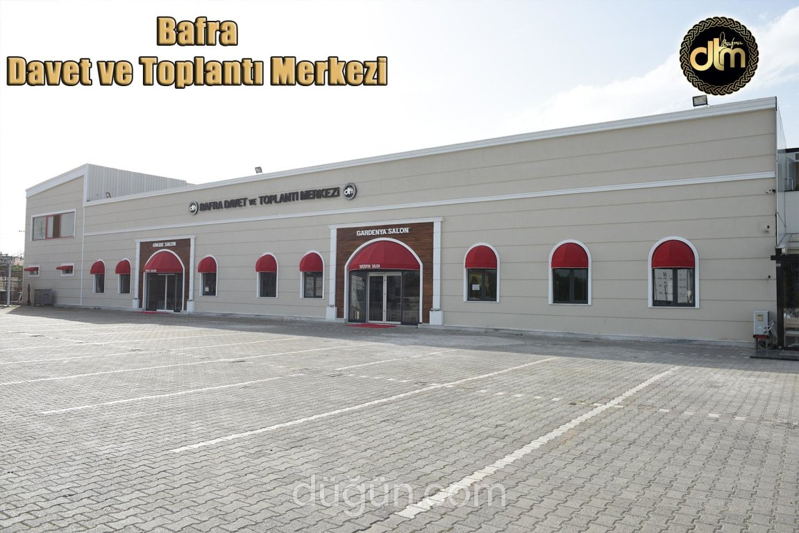 Bafra Davet ve Toplantı Merkezi