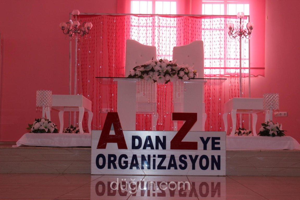 A'dan Z'ye Organizasyon