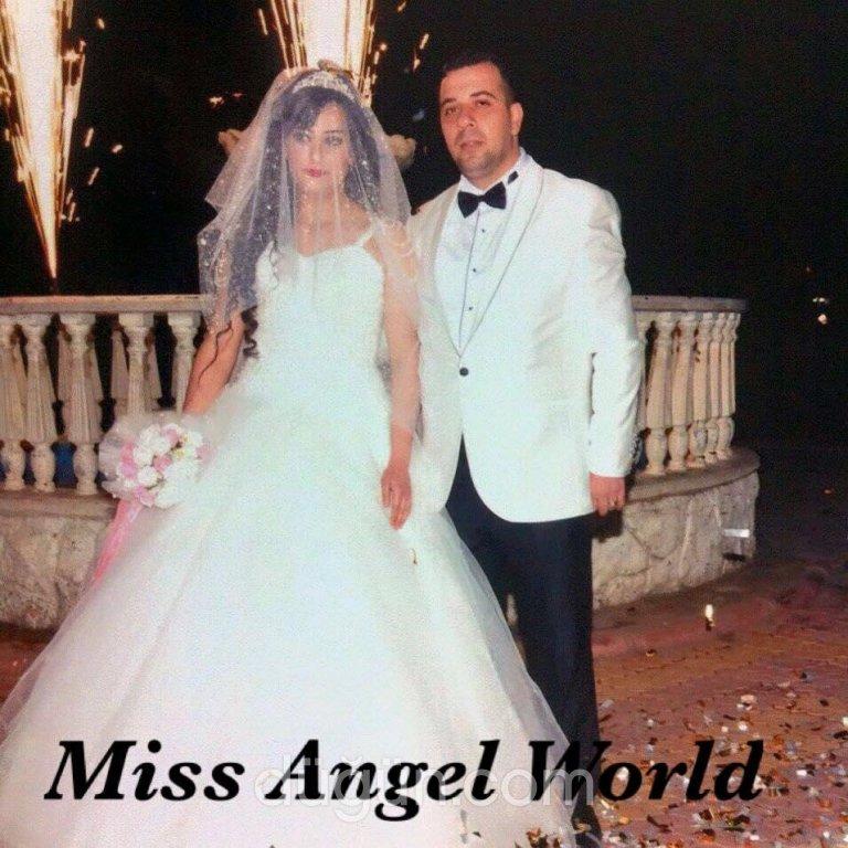 Miss Angel World Gelinlik