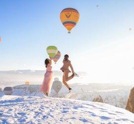 Kapadokya Düğün Fotoğrafçısı Ali Güneş