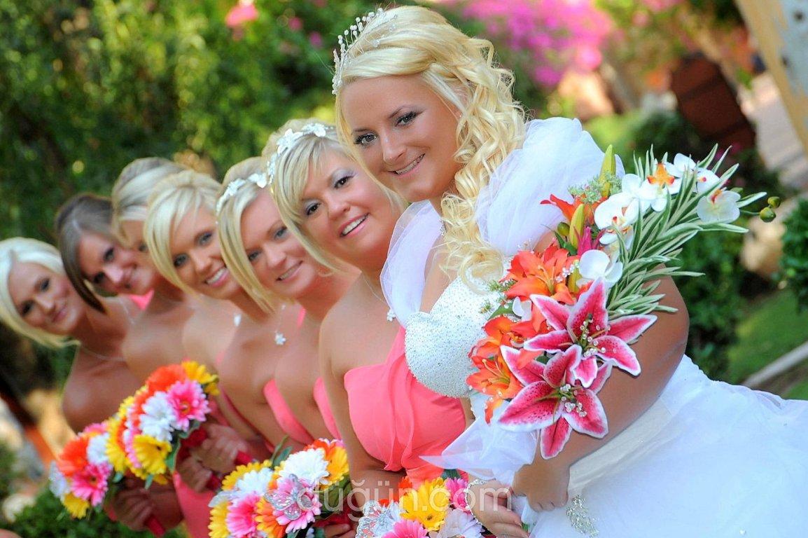 Düğün Fotoğrafçısı Antalya