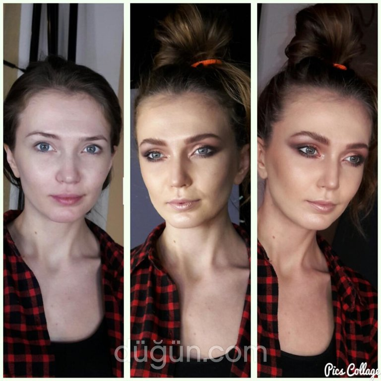 Make Up By Zeynep Cinislioğlu