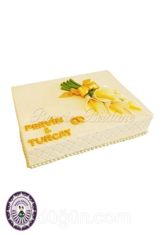Burçin Birdane Butik Pasta Tasarımı