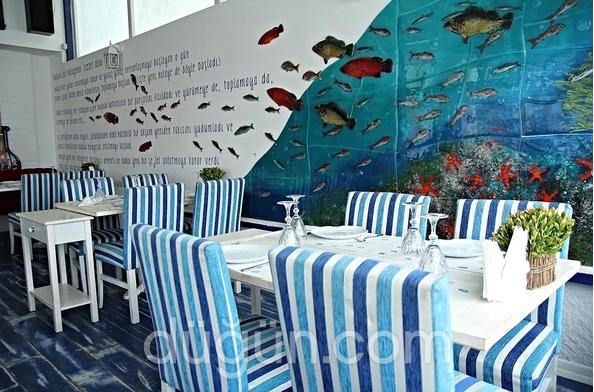 Deniz Kabuğu Balıkevi