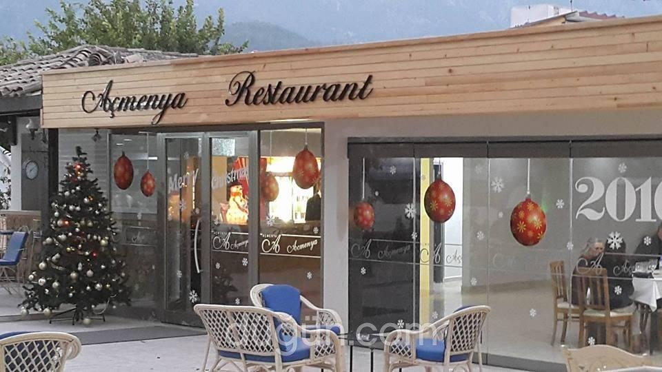 Açmenya Restaurant & Bar