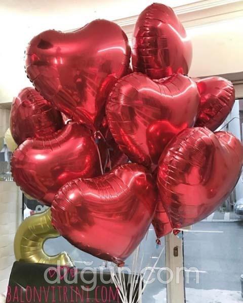 Balon Vitrini