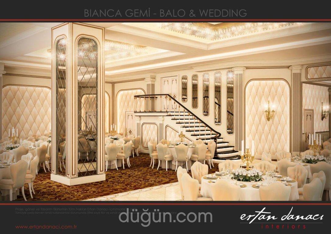 Bianca Gemi Düğün Balo Nikah