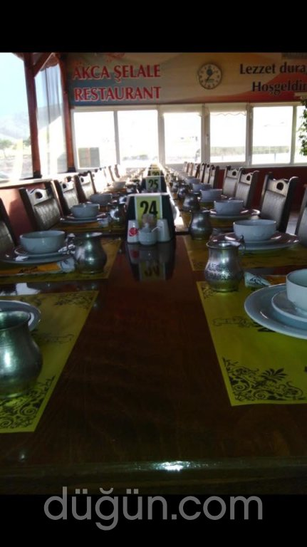 Akça Şelale Restaurant