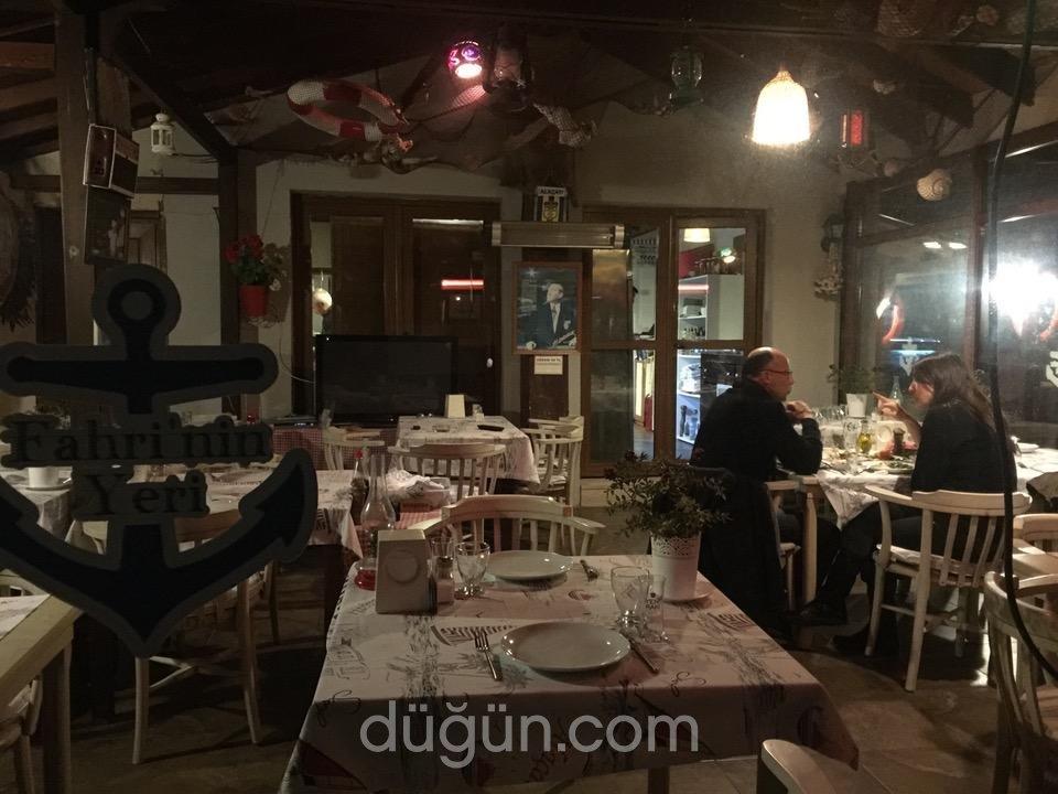 Fahri'nin Yeri Balık Restaurant Alaçatı