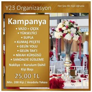 Y23 Organizasyon