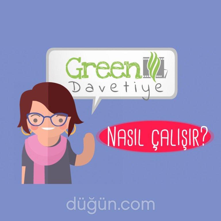 Green Davetiye