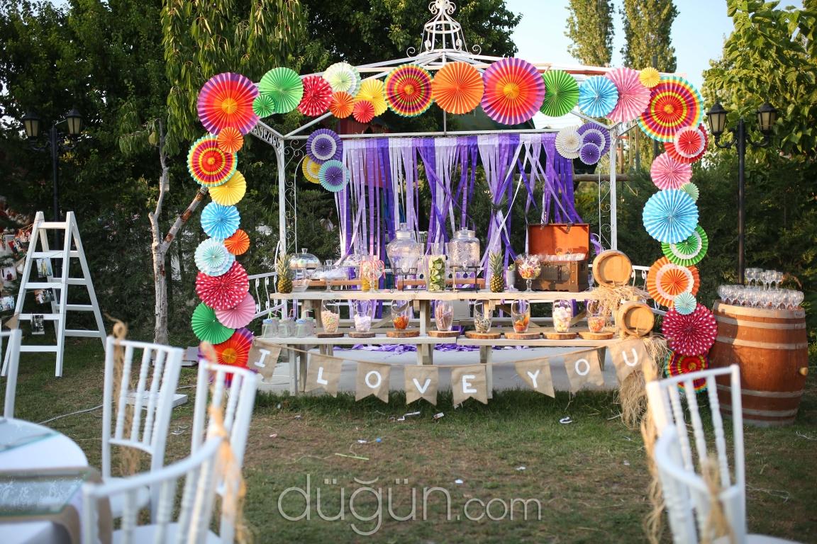 Kirazlı Bahçe Kır Düğünü