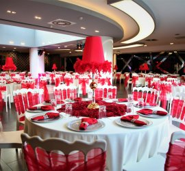Wedding Palace Balo Salonu