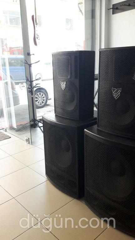 Arenje Müzik Ses Ve Işık Sistemleri