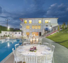 Foşa Garden Düğün Salonları