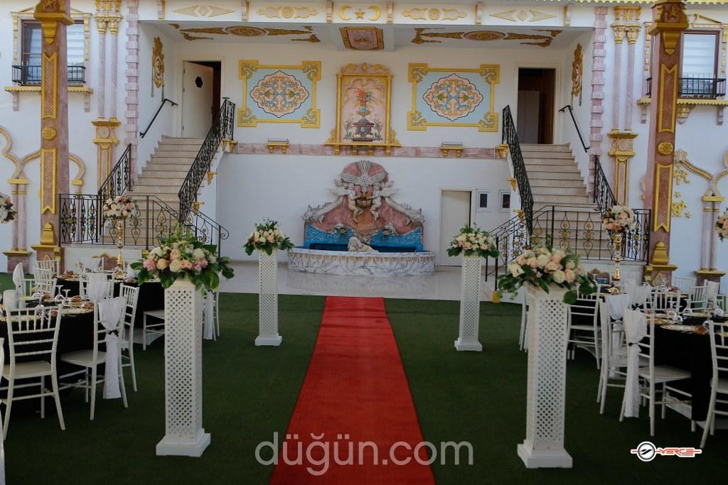 Asos Garden Kır Düğün Sarayı