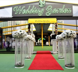 Wedding Palace Wedding Garden