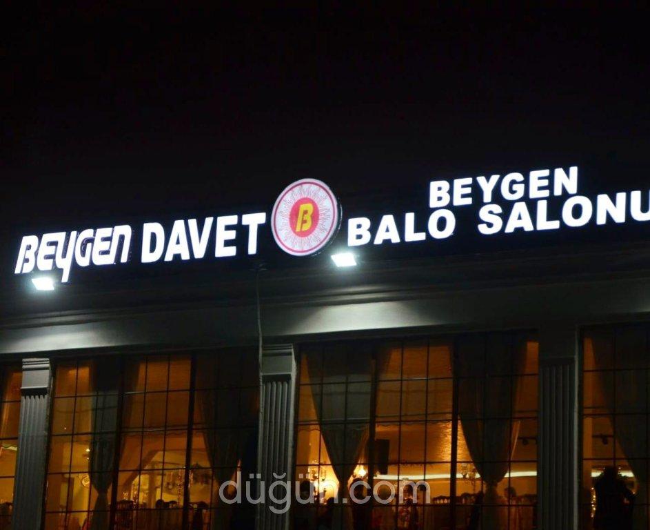 Beygen Balo Salonları