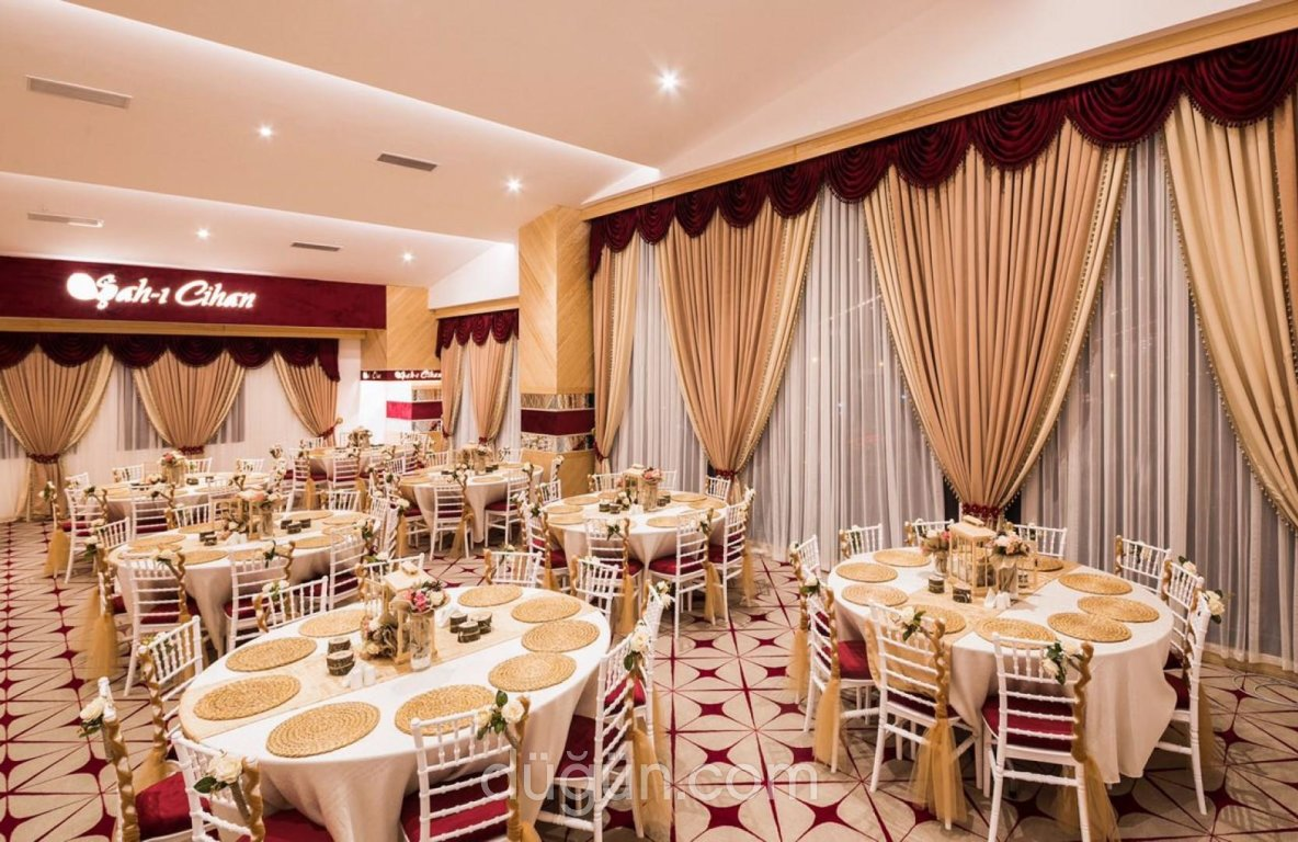 Şah-ı Cihan Düğün Davet ve Kına Salonu