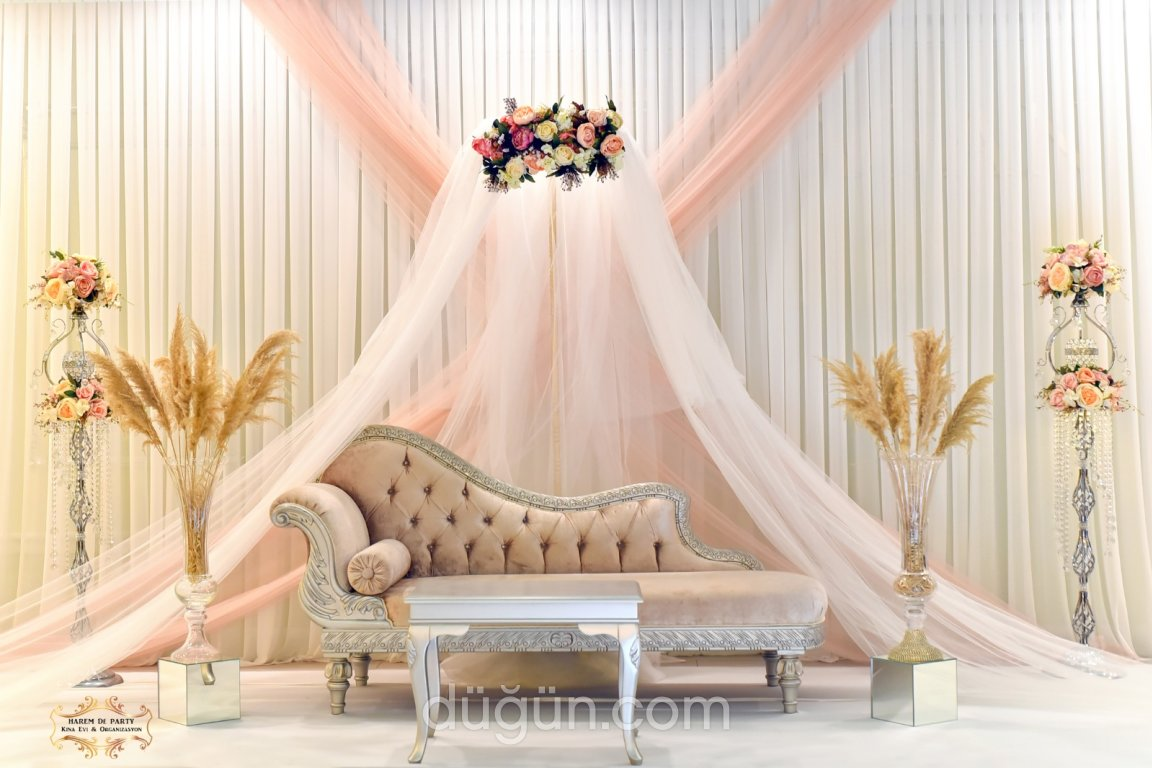 Beyaz Çırağan Balo Salonu Platinium