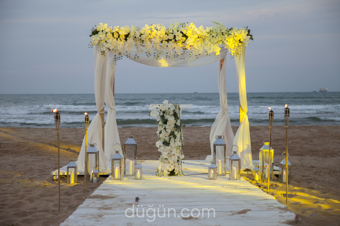 Tırmata Beach Wedding Kilyos