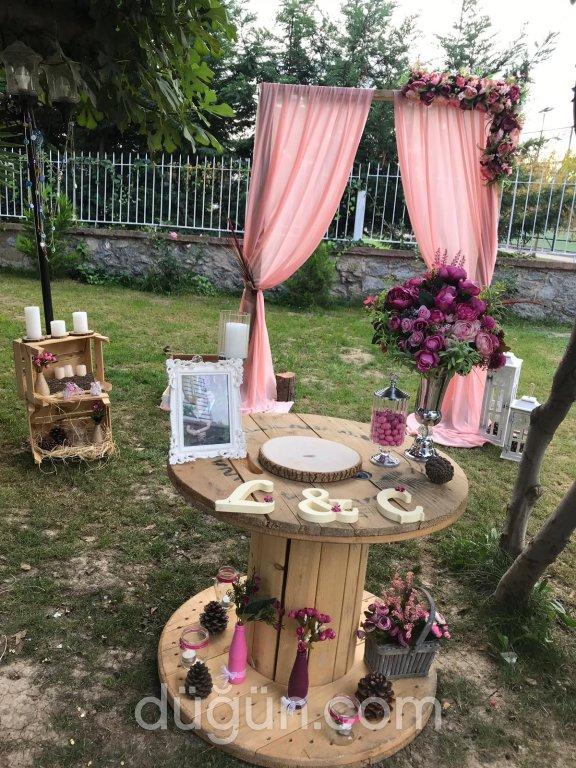 Dream Garden Cafe Organizasyon