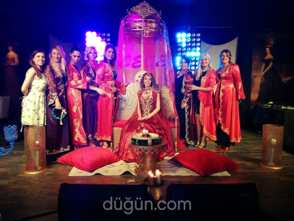 Sultan-i Kına Organizasyon