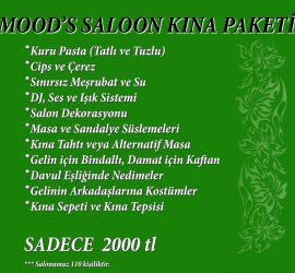 Mood's Saloon