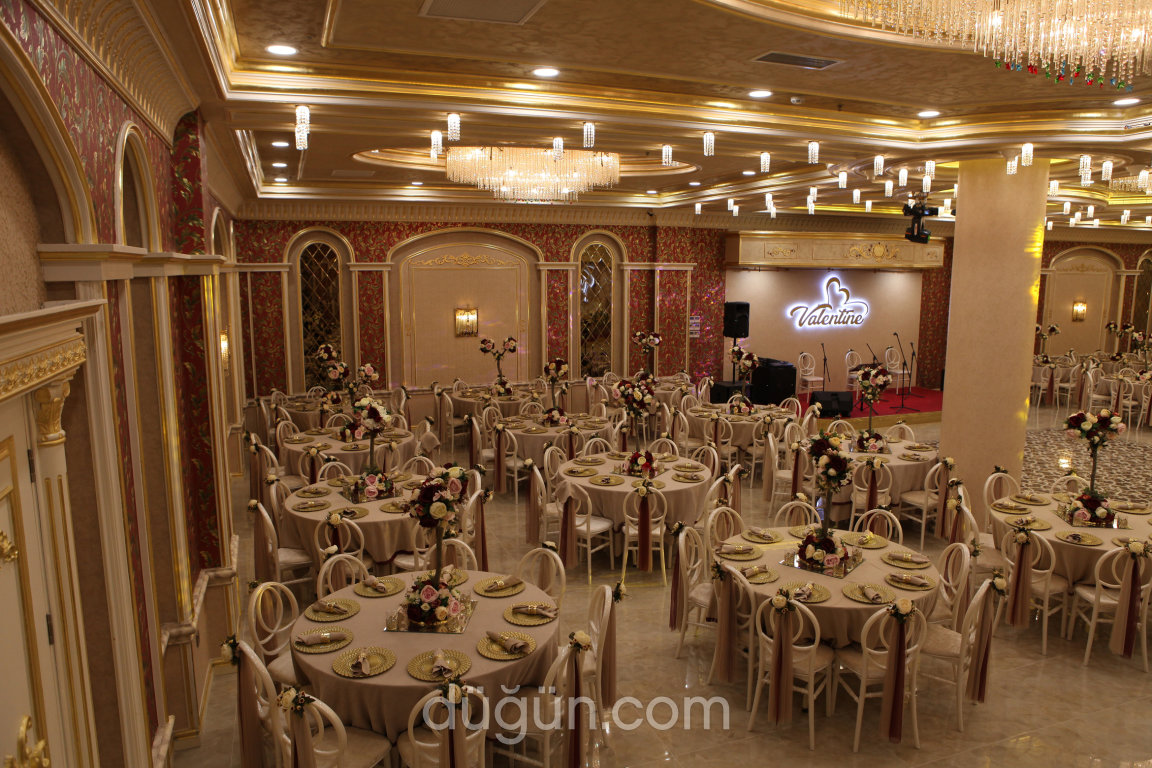 Valentine Düğün Davet Masal Salonu