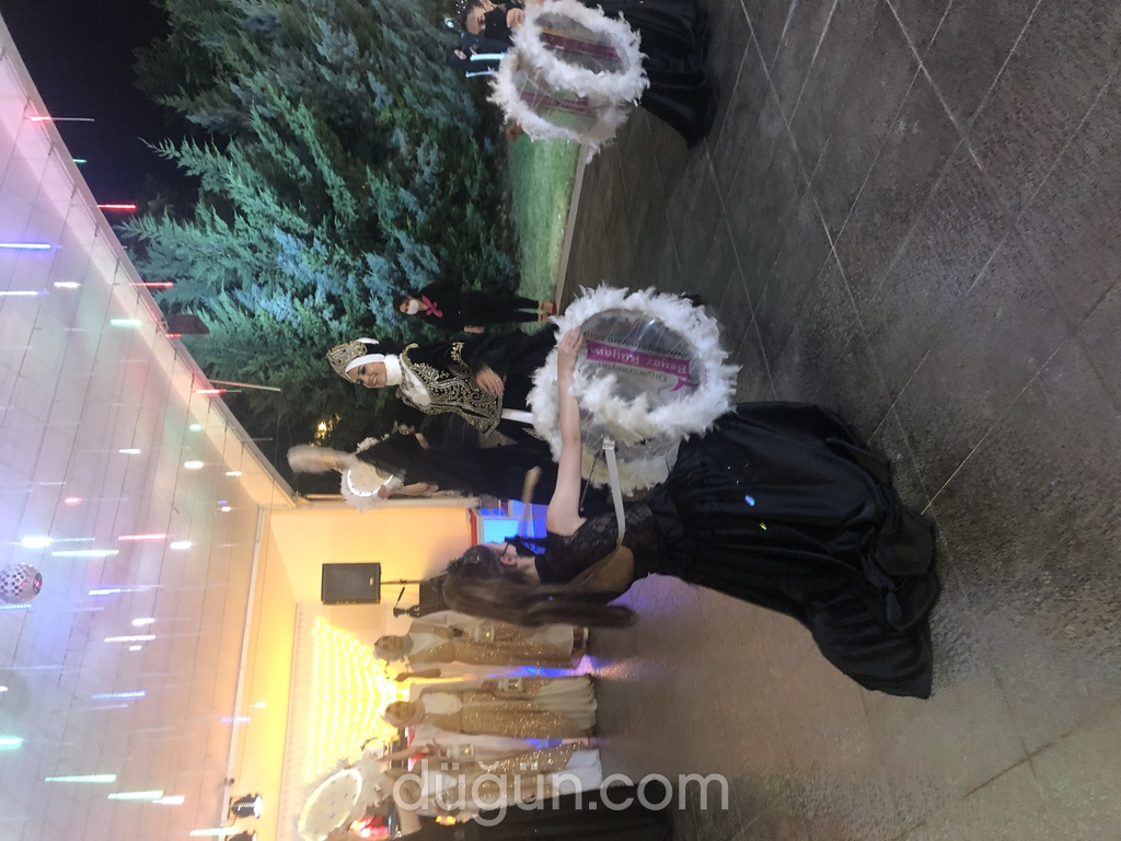 Dünya İpek Yolu Düğün Salonu
