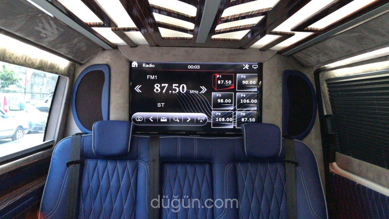 First Class Vip Gelin Arabası