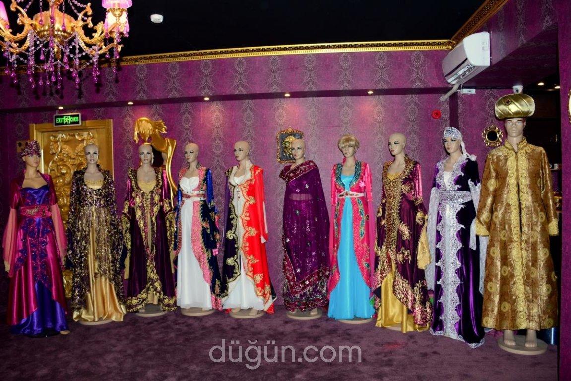 Osmanlı Kına Sarayları Kaftan