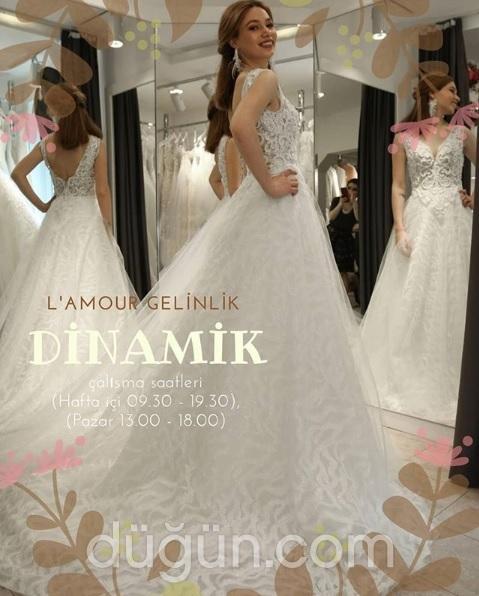 L'amour Gelinlik