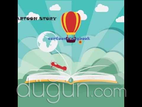 Cartoon Story Book