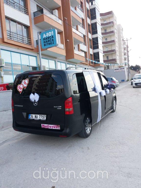 Hilal Turizm Gelin Arabası
