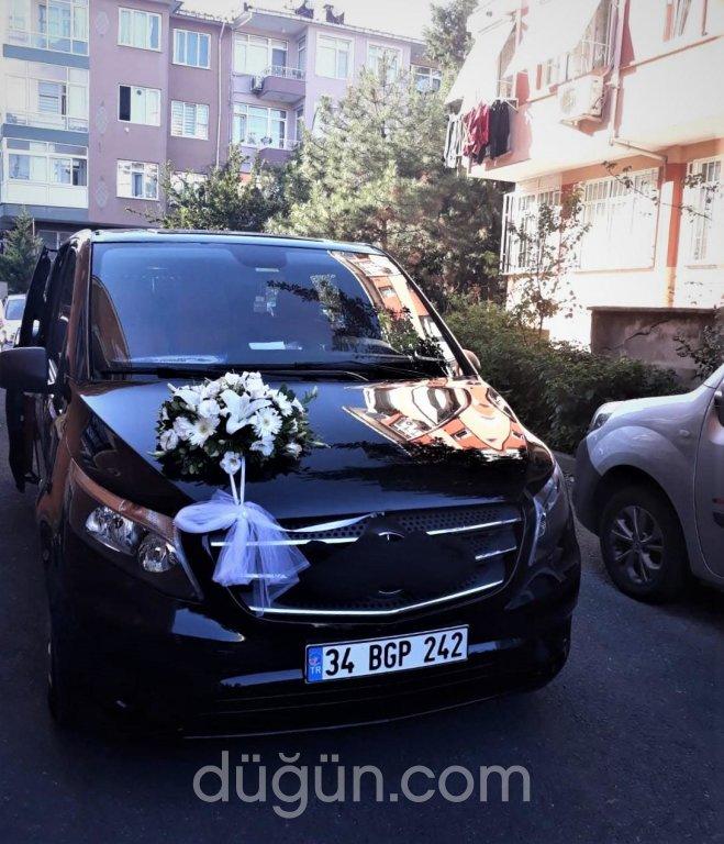 İstanbul Vip Transfer Gelin Arabası