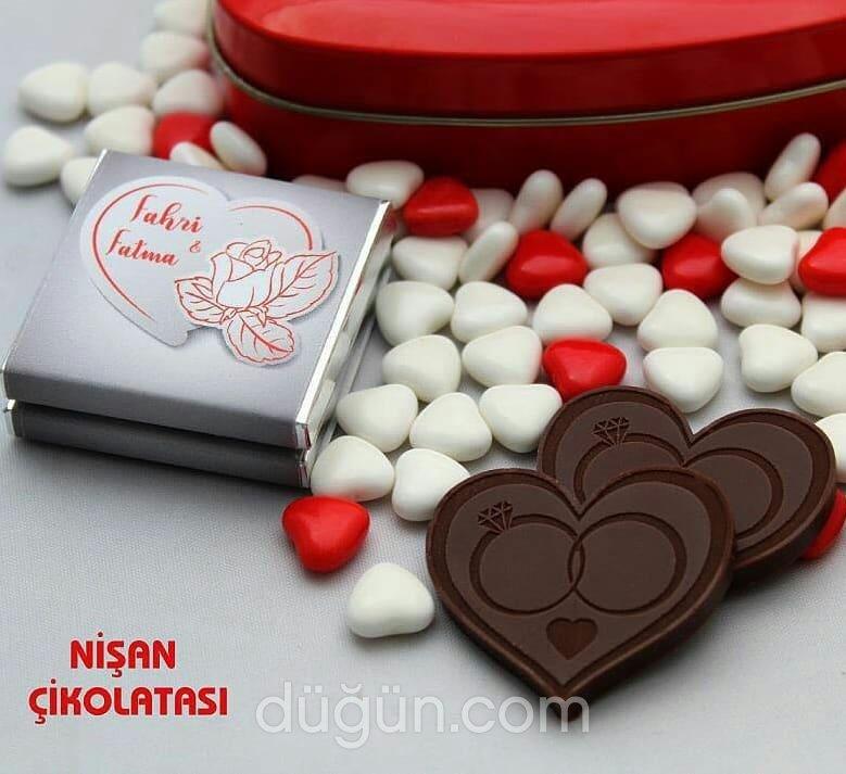 Goodchoc Nikah Şekeri Düğün Çikolataları