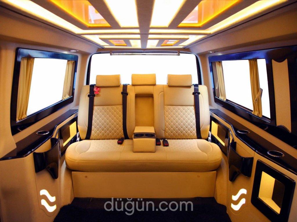 Go Tur VİP Gelin Arabası