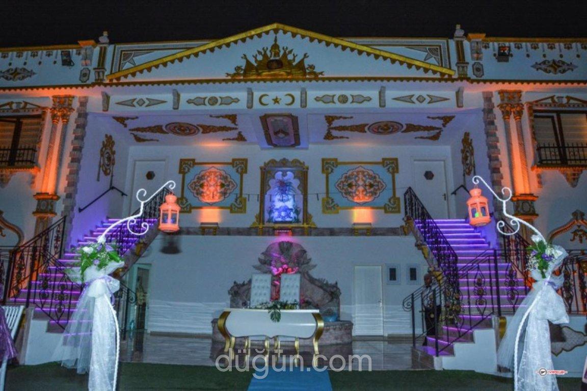 Asos Garden Kır Düğün Sarayları