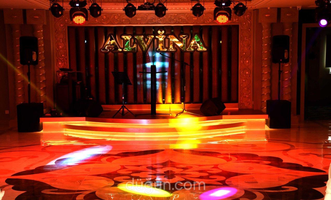 Alvina Davet ve Balo Salonları