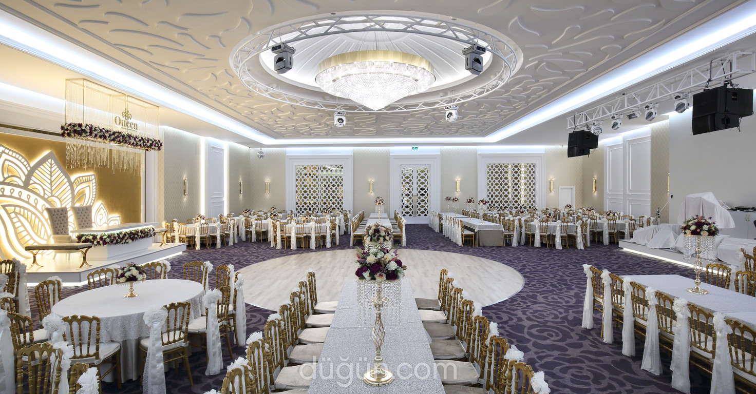 Queen Wedding Convention Hall
