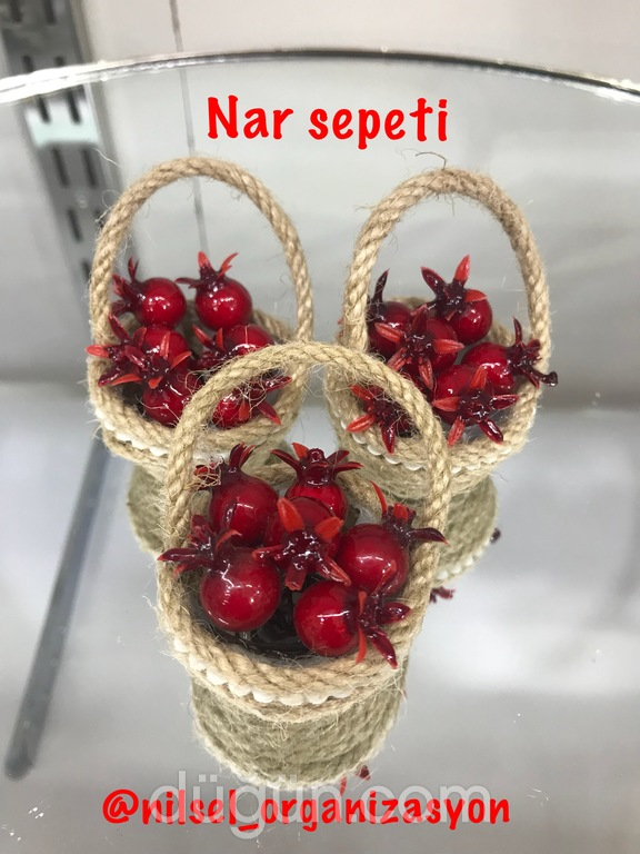 Nilsel Tasarım & Nikah Şekeri