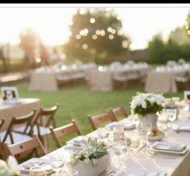 Can Terzal Restaurant Kır Düğünü