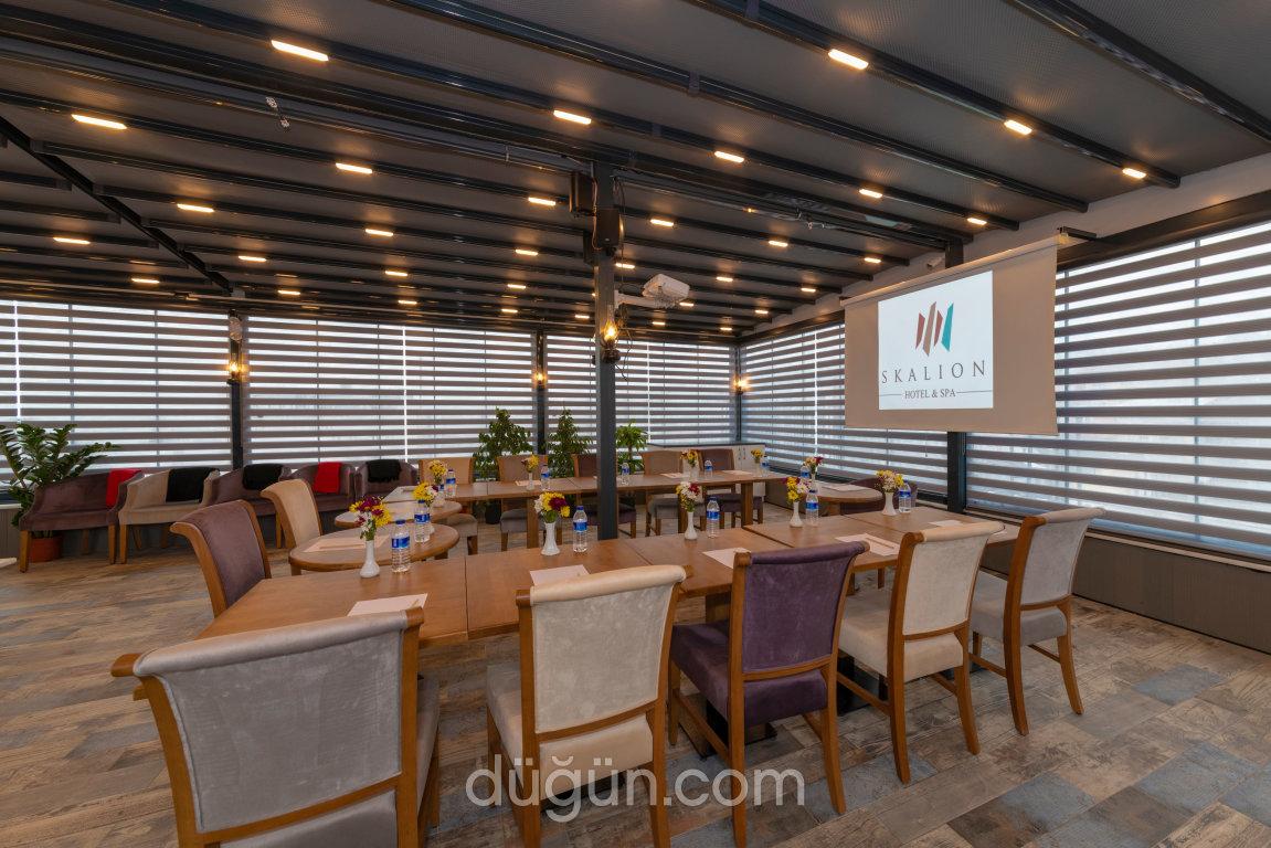 Skalion Teras Cafe & Restaurant